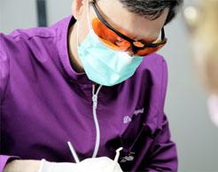 Odontología de baja agresividad